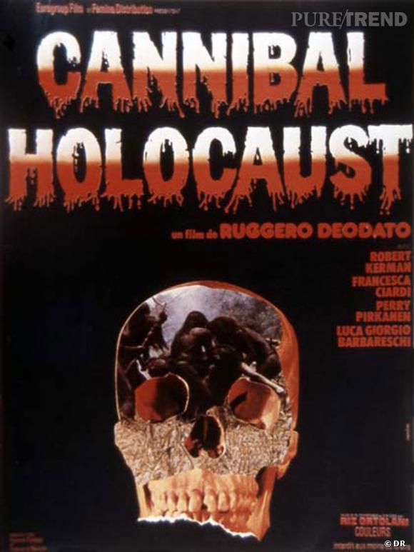 """La victime :  Amélie Cosmao, chef de rubrique stars et joaillerie.     Le film :  """"Cannibal Holocaust"""".     Le traumatisme  : """"Cannibal Holocaust"""", je l'ai vu en terminal et j'en suis encore dégoutée, d'ailleurs j'ai eu envie de vomir toute la semaine qui a suivie ! je sais pas si c'est parce que mes potes de l'époque m'ont fait croire que c'était de vraies images mais c'est hors de question que je le revois un jour !"""