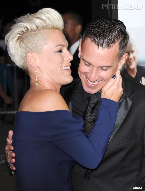 Pink et Carey Hart, un couple super uni !