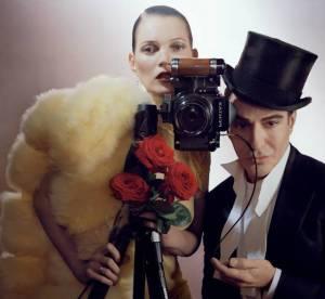 John Galliano : un retour dans Vogue grace a Kate Moss