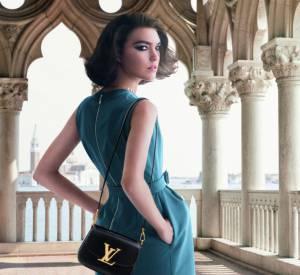 Arizona Muse, la femme Louis Vuitton.