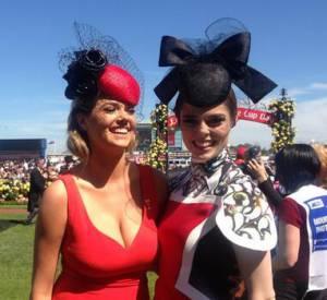 Kate Utpon et Coco Rocha, deux jeunes femmes très sexy !