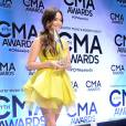 Kacey Musgraves aux Country Music Awards.