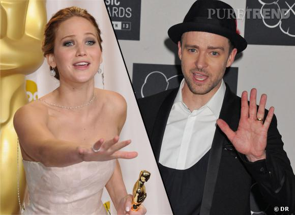 Jennifer Lawrence l'a avoué : elle était amoureuse de Justin Timberlake à sa période N'SYNC*...