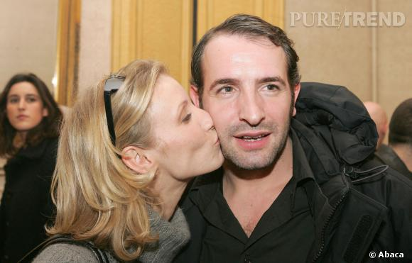 """Jean Dujardin et Alexandra Lamy, c'est le couple culte d'""""Un gars, Une fille""""."""