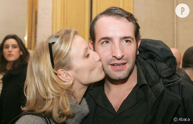 Jean dujardin et alexandra lamy c 39 est le couple culte d for Dujardin un une