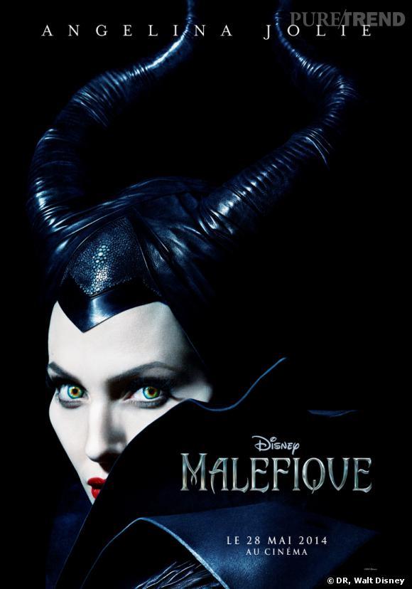 Angelina Jolie : l'affiche du film Maléfique !