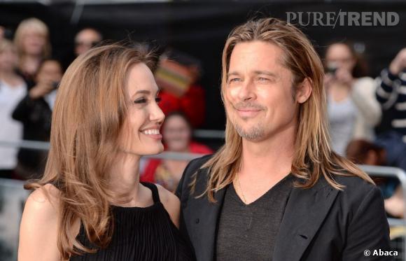 Angelina Jolie et Brad Pitt, un couple culte du cinéma.