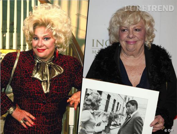 """Renée Taylor, alias Sylvia Fine : Récemment, l'actrice a joué dans """"How I Met Your Mother"""" dans le rôle de la voisine de Ted Mosby."""
