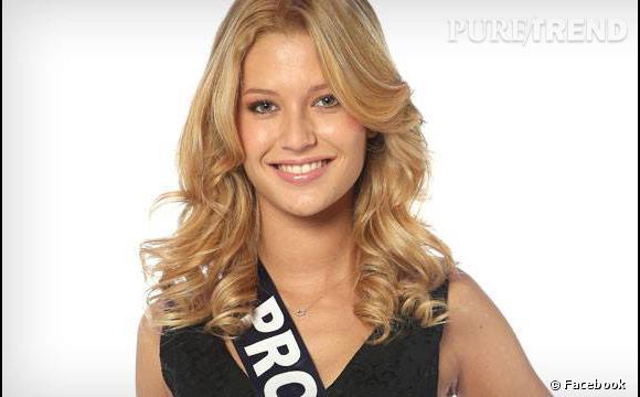 Laëtizia Penmellen - Miss Provence : 19 ans, 1m71
