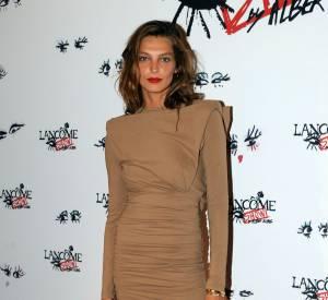 "Daria Werbowy à la soirée ""Lancôme Show By Alber Elbaz"" en juillet dernier."