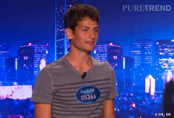 """Ezra, 20 ans (audition Marseille) : Interviewé par """"L'Indépendant"""", il avoue : """"Je crois que l'essentiel, c'est de rester naturel, d'être soi-même, de ne pas faire semblant. (...) Et puis, il faut surtout y croire à fond !"""""""