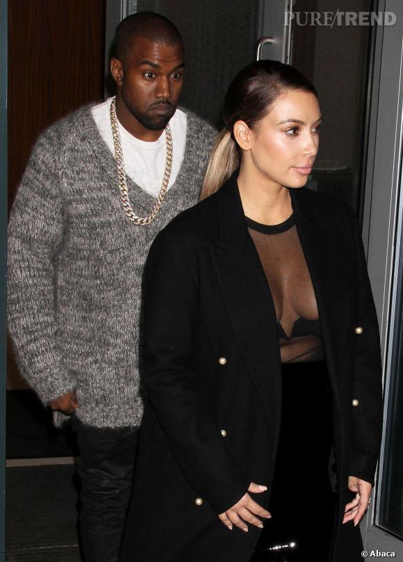 Kanye West a soutenu Kim Kardashian pour qu'elle réussisse à perdre du poids.