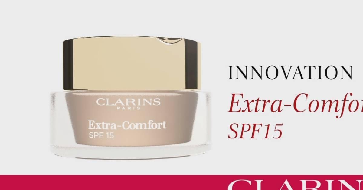 extra confort de clarins