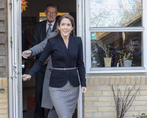 Mary du Danemark, aussi jolie et engagée que Kate Middleton...
