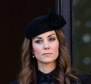 Kate Middleton en plein baby blues ? La presse anglaise s'inquiète...