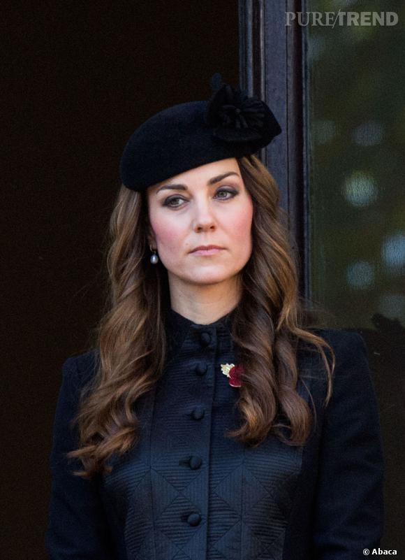 Kate Middleton : mine triste et grosses cernes pour la jeune maman...