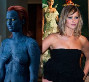 Jennifer Lawrence, Hugh Jackman... Les meilleures transformations des X-Men