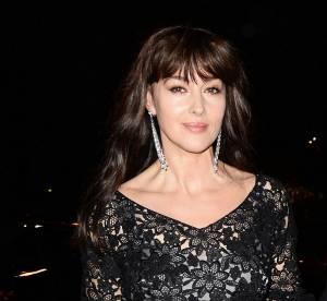 Monica Bellucci et Juliette Binoche, les bijoux de la soirée Cartier