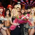Britney Spears est bien entourée pour son arrivée à Las Vegas !