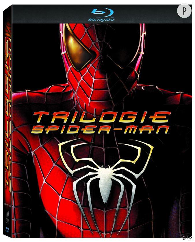 Le dvd spider man la trilogie le prix pour qui les amoureux de sam raimi ou les - Araignee rouge dangereux pour l homme ...
