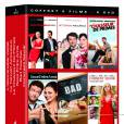 """Le DVD : Coffret """"comédies romantiques"""".    Le Prix : 24.99 €.   Pour qui ? Pour les femmes comme pour les hommes, on aime ici le choix des comédies romantiques qui ne se contentent pas de suivre les clichés."""