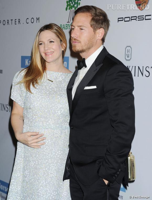 Drew Barrymore et son mari Will Kopelman attendent une deuxième fille.