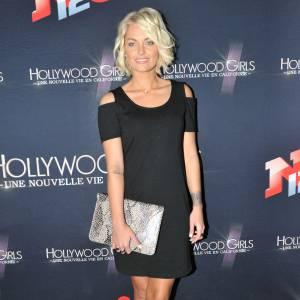 Caroline Receveur, mode à la soirée Hollywood Girls 3.