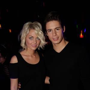 Caroline Receveur et Valentin à la soirée Hollywood Girls 3 : un bien joli couple !