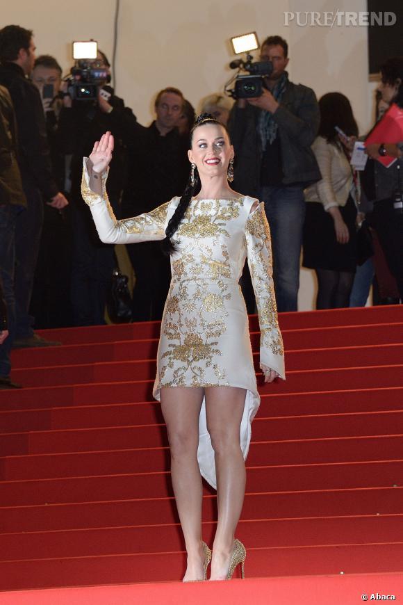 Katy Perry aura finalement chanté live.