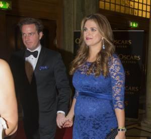 Princesse Madeleine enceinte : comme Kate Middleton, elle mise sur la dentelle