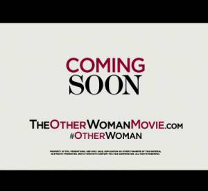 """The Other Woman"" dans les salles le 23 avril 2014."