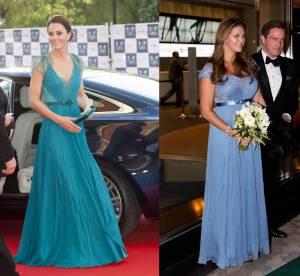Kate Middleton vs Madeleine de Suède : la robe dentelle Jenny Packham