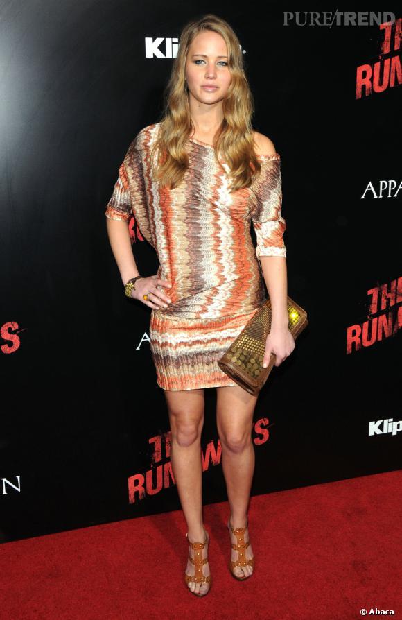 Après des débuts difficiles, Jennifer Lawrence est devenue la chouchoute des couturiers.