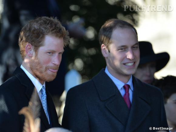 Prince Harry fait de la résistance avec sa barbe.