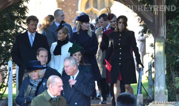 La barbe du Prince Harry a fait sensation lors des fêtes de Noël.