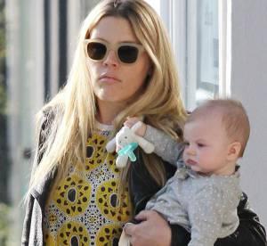 Busy Philipps, lumineuse en compagnie de sa fille... Un look à copier !