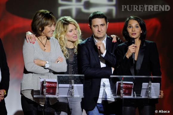 Les Gérard 2013 à la Cigale retransmis sur Paris Première le 13 janvier 2014.