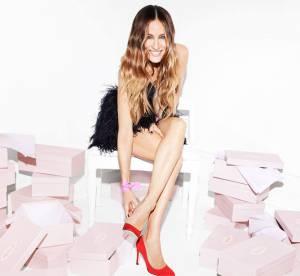 Sarah Jessica Parker lève le voile sur sa collection de chaussures
