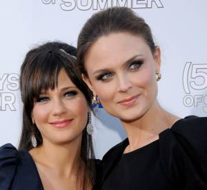 Emily Deschanel (Bones) VS Zooey Deschanel : les soeurs stars du petit écran