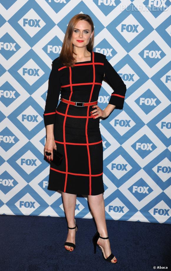 Emily Deschanel joue le rôle de Bones depuis 9 saisons !