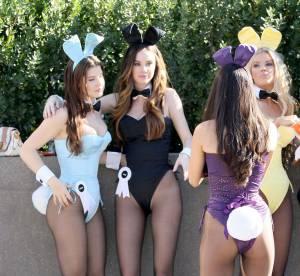 Playboy : 60 bunnies sexy lachées dans les rues de Los Angeles
