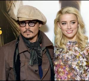Johnny Depp et Amber Heard, fiancés depuis plusieurs semaines ?