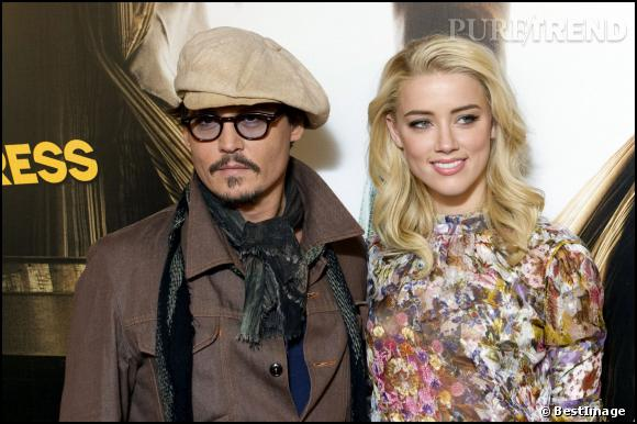 Amber Heard et Johnny Depp se seraient fiancés il y a plusieurs semaines.