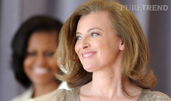 Michelle Obama attend la décision de François Hollande, qui devrait éclaircir la situation de son couple avant le 11 février.