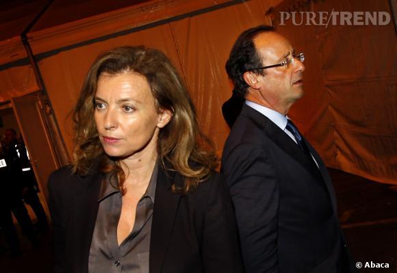 La Maison Blanche attend des nouvelles du couple Valérie Trierweiler/François Hollande.