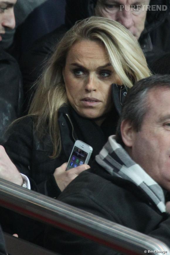Cécile de Ménibus n'est pas dans son assiette : le PSG a perdu 1-2 contre Montpellier.