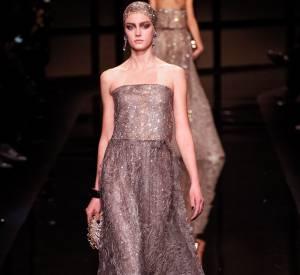 Défilé Armani Privé Haute Couture Printemps-Eté 2014