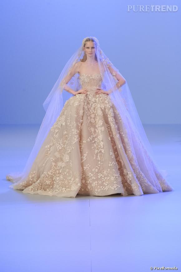 Haute Couture   les plus jolies robes de mariée de l été 2014 ... 98da57a2db26