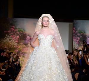 Défilé Zuhair Murad Haute Couture Printemps-Eté 2014