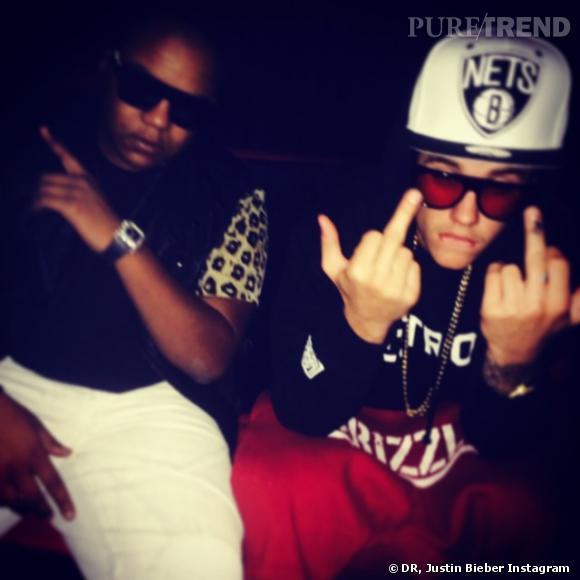 Justin Bieber arrêté pour conduite en état d'ivresse à Miami.